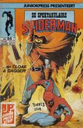 Spectaculaire Spiderman 66