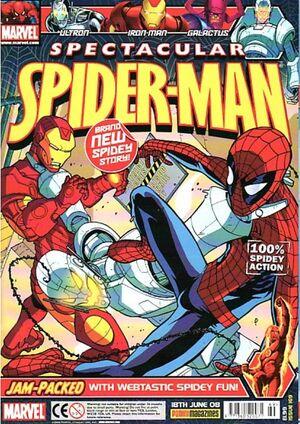 Spectacular Spider-Man (UK) Vol 1 169