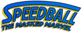 Speedball Vol 1 Logo