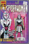 Spider-Gwen Vol 2 8 Action Figure Variant
