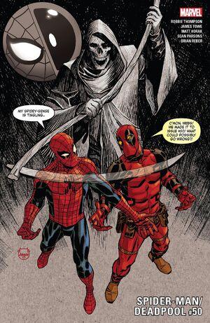 Spider-Man Deadpool Vol 1 50