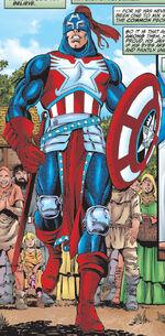 Steven Rogers (Earth-398) from Avengers Vol 3 2 0001
