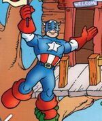 Steven Rogers (Earth-61011) from Meet Spider-Man & Friends Vol 1 1