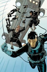 Strategic Homeland Intervention, Enforcement and Logistics Division (Earth-616) from Black Widow Vol 6 8 001