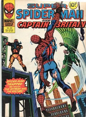 Super Spider-Man & Captain Britain Vol 1 242