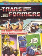 Transformers (UK) Vol 1 14