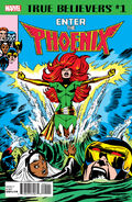 True Believers Enter - The Phoenix! Vol 1 1