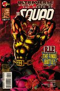 Ultraverse Year Zero The Death of the Squad Vol 1 4