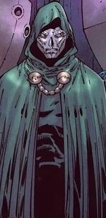 Victor von Doom (Earth-7642) from New Avengers Transformers Vol 1 4 001