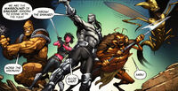 Warbound (Earth-91126) from Marvel Zombies Return Vol 1 4 001