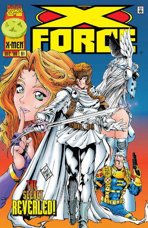 X-Force Vol 1 61