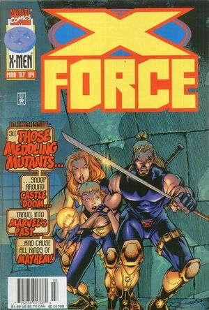 X-Force Vol 1 64