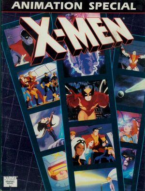 X-Men Animation Special Vol 1 1