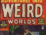 Adventures into Weird Worlds Vol 1 9