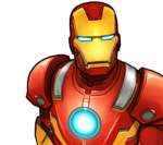 Anthony Stark (Earth-TRN562) from Marvel Avengers Academy 005