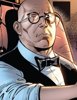 Arthur Vector (Earth-616) from Avengers Vol 1 684 001
