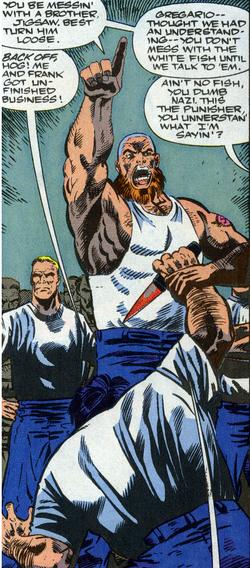 Aryan Brotherhood (Earth-616) from Punisher Vol 2 56