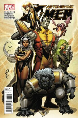 Astonishing X-Men Vol 3 38