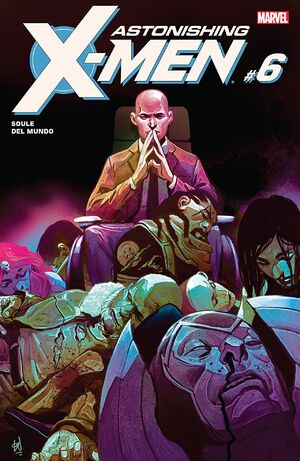 Astonishing X-Men Vol 4 6