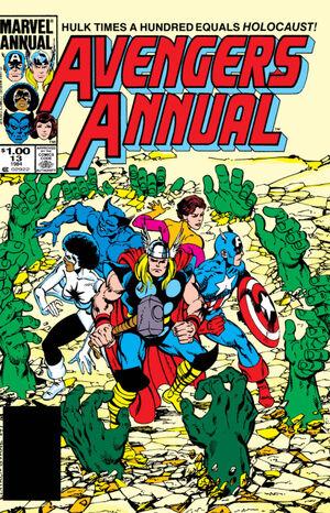 Avengers Annual Vol 1 13