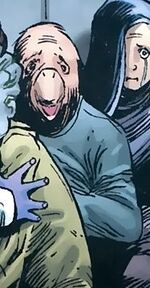 Barnell Bohusk (Earth-11326) from Age of X Universe Vol 1 2