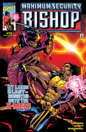 Bishop the Last X-Man Vol 1 15