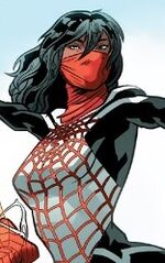 Cindy Moon (Earth-TRN632) from Spider-Man 2099 Vol 3 24 001