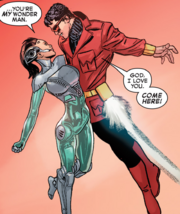 Clare Gruler (Earth-93787) from Age of Ultron vs. Marvel Zombies Vol 1 3 002