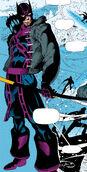 Clinton Barton (Earth-616) from Hawkeye Vol 2 2 0001