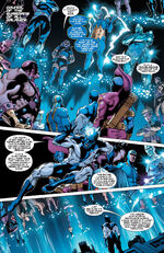 Council of the Guardians of All Galaxies (Multiverse) from Guardians of the Galaxy Vol 2 25 002