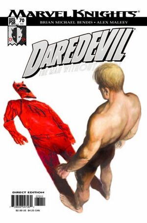 Daredevil Vol 2 70