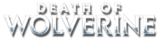 Death of Wolverine (2014) Logo