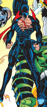 Dragonfist (Earth-616) from Heroes for Hire Vol 1 12 001