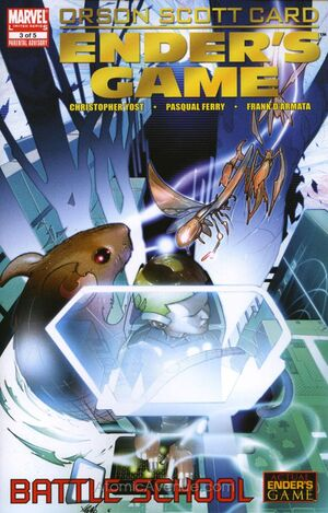 Enders Game Battle School Vol 1 3