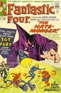 Fantastic Four Vol 1 21 Vintage