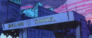 Holland Tunnel from Spider-Man Power of Terror Vol 1 1 001
