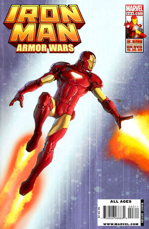 Iron Man & the Armor Wars Vol 1 3