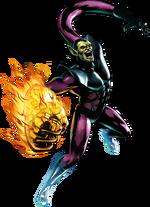 Kl'rt (Earth-30847) from Ultimate Marvel vs. Capcom 3 001