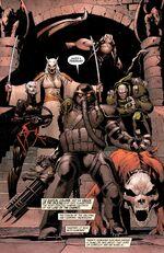 Legion of the Unliving (Vampires) (Earth-616) from Avengers Vol 8 14 001