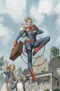 Life of Captain Marvel Vol 2 1 Textless