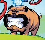 Lockjaw (Earth-71912) from Giant-Size Little Marvel AVX Vol 1 4 0001