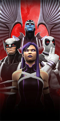Marvel Contest of Champions X-Enforcers 001
