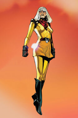 Marvel Legacy Who is Voyager? 001 Textless