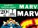 Marvel Spotlight Vol 1 7