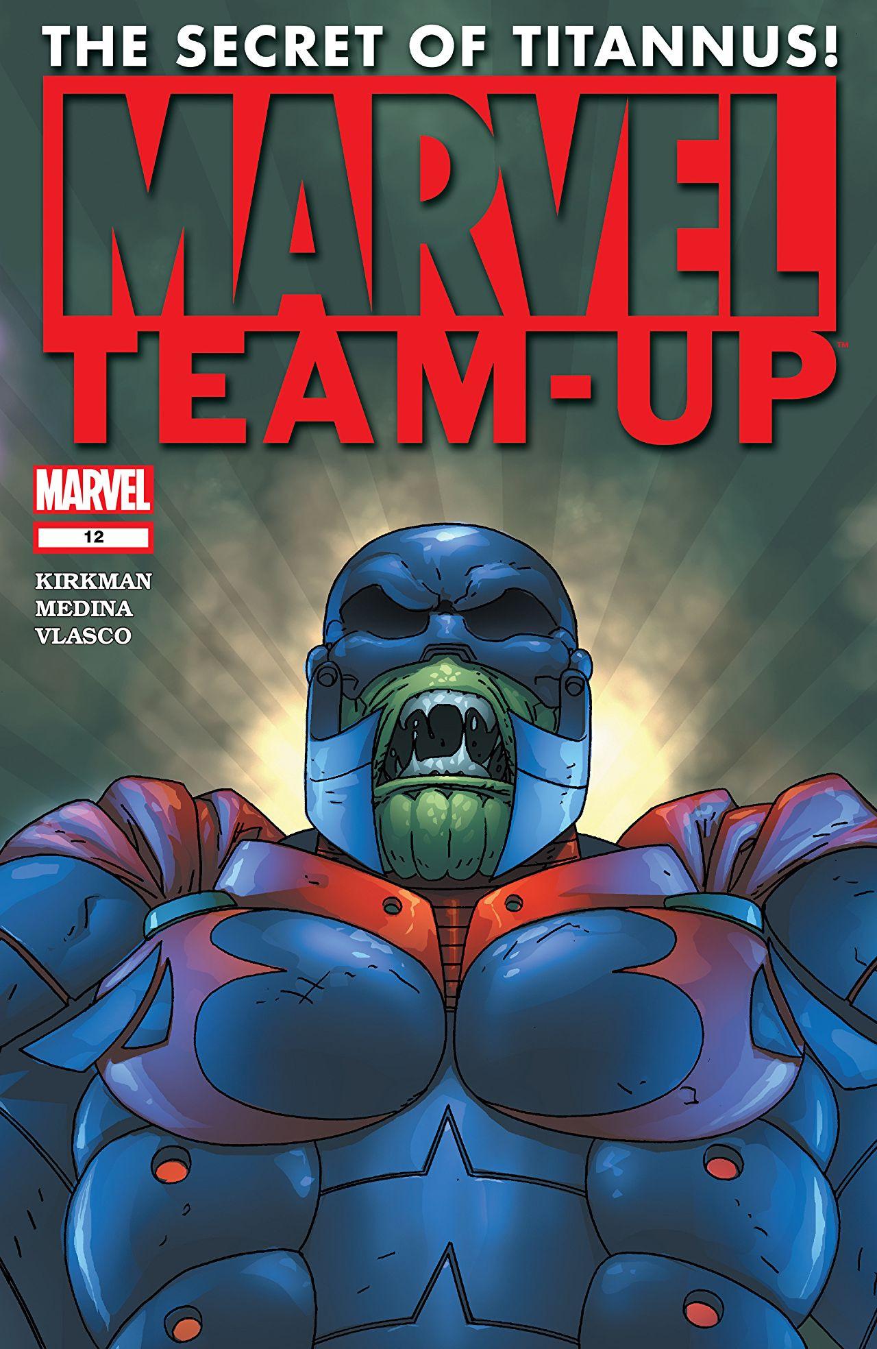 Marvel Team-Up Vol 3 12