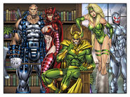 Masters of Evil (Onslaught Reborn) (Earth-616) from Onslaught Reborn Vol 1 3 001