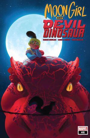 Moon Girl and Devil Dinosaur Vol 1 46