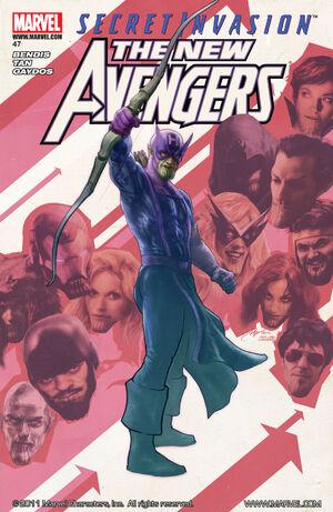 New Avengers Vol 1 47