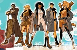 Nextwave (Earth-63163) from Nextwave Vol 1 1 cover 001