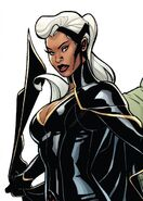 Ororo Munroe (Earth-616) from X-Men Fantastic Four Vol 2 1 001